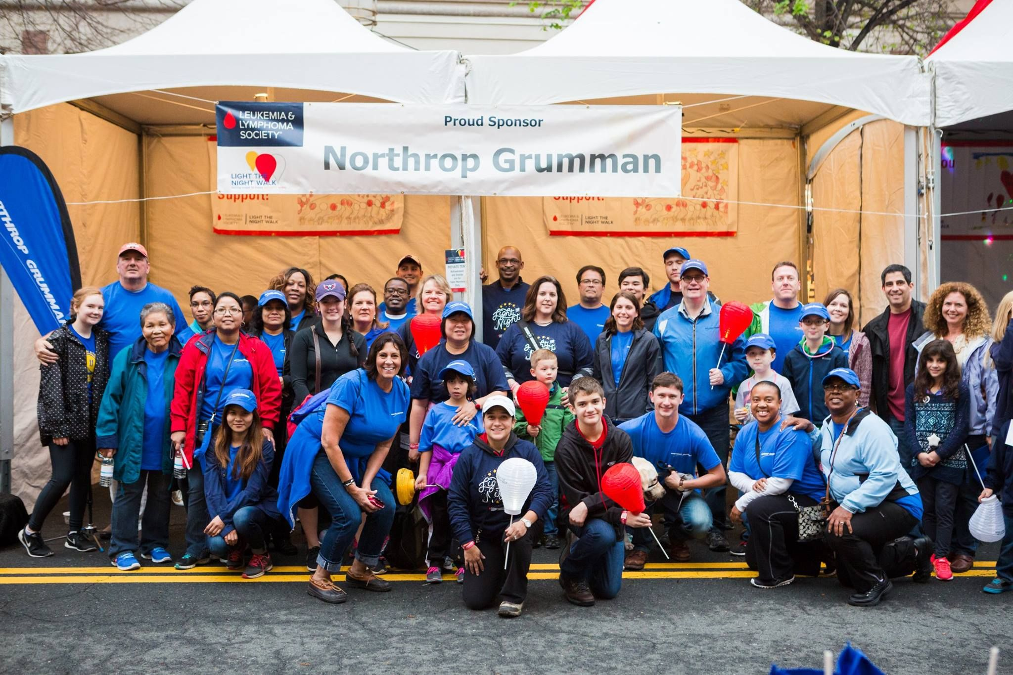 Northrop Grumman, Top Corporate Team Northern Virginia