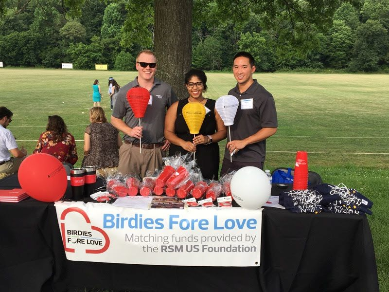 RSM Birdies Fore Love Polo Event