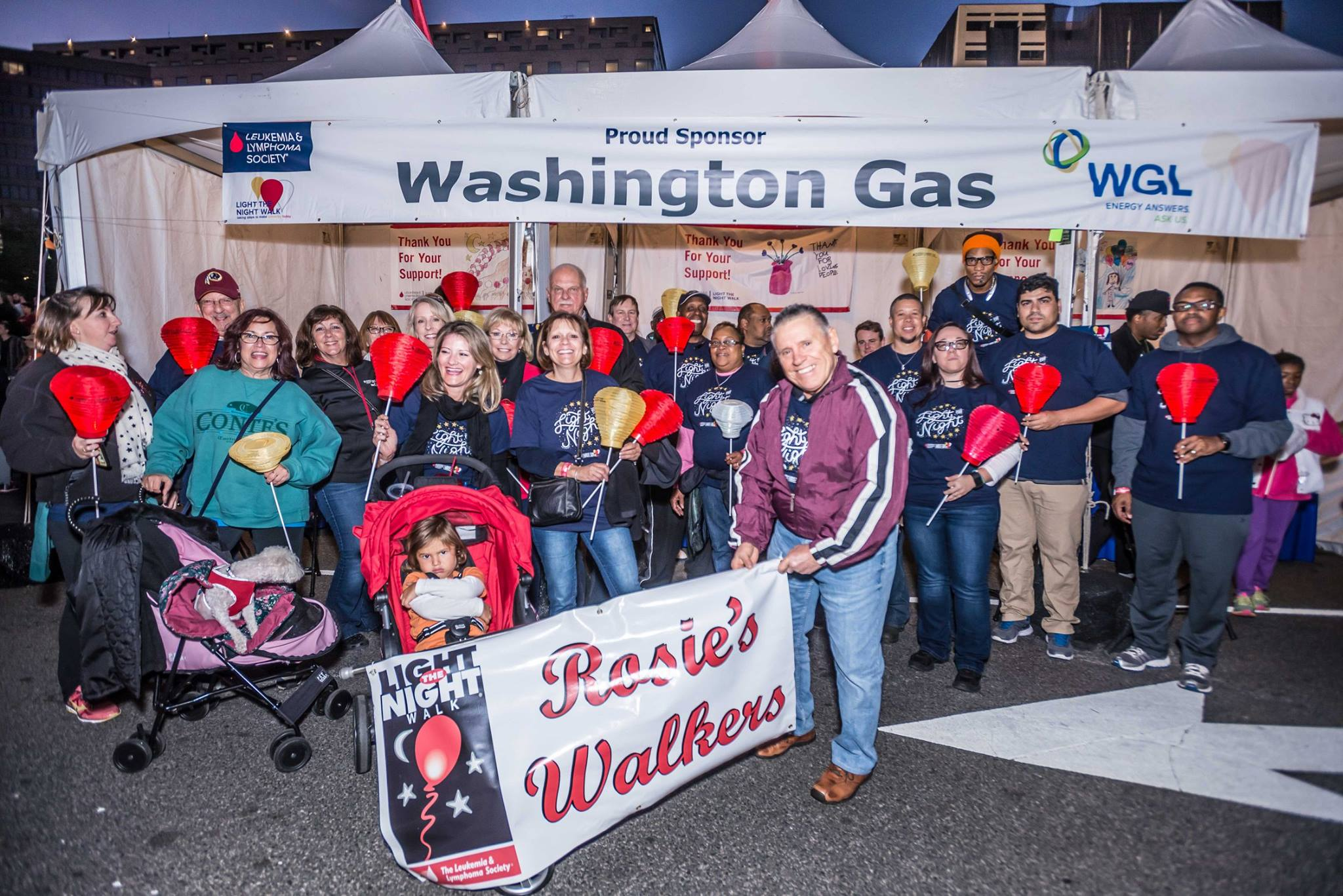Washington Gas, Top Corporate Team Washington DC