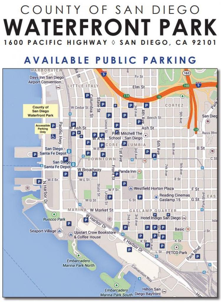 Little Italy San Diego Map.Walk Details San Diego Light The Night Leukemia Lymphoma Society