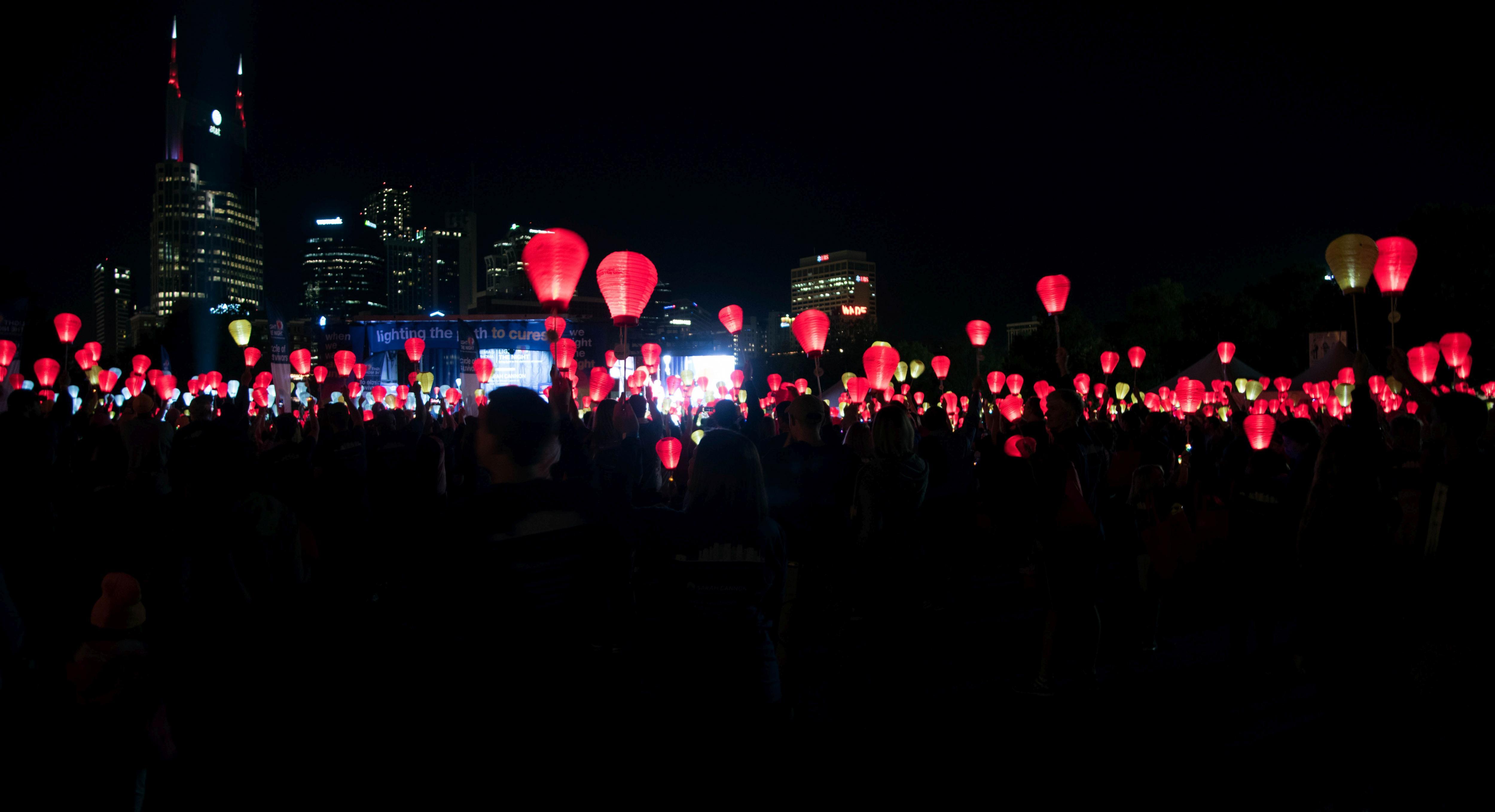 Light The Late Night Concert | Light The Night | Leukemia ...
